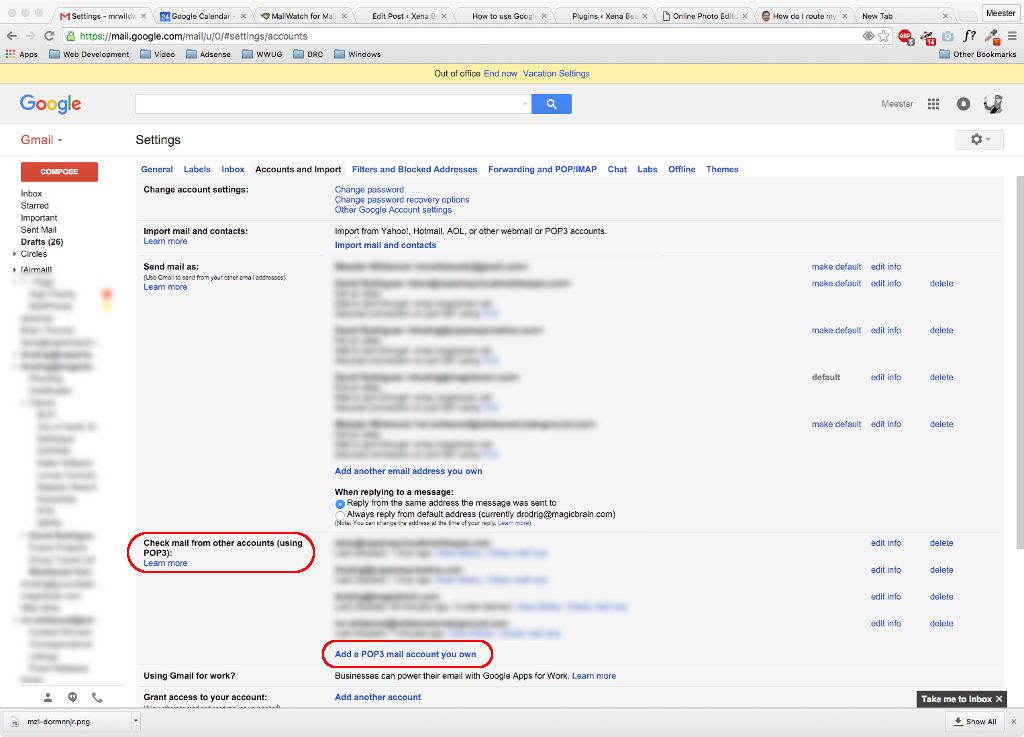 Replace your Outlook spam filter with Gmail's spam filter